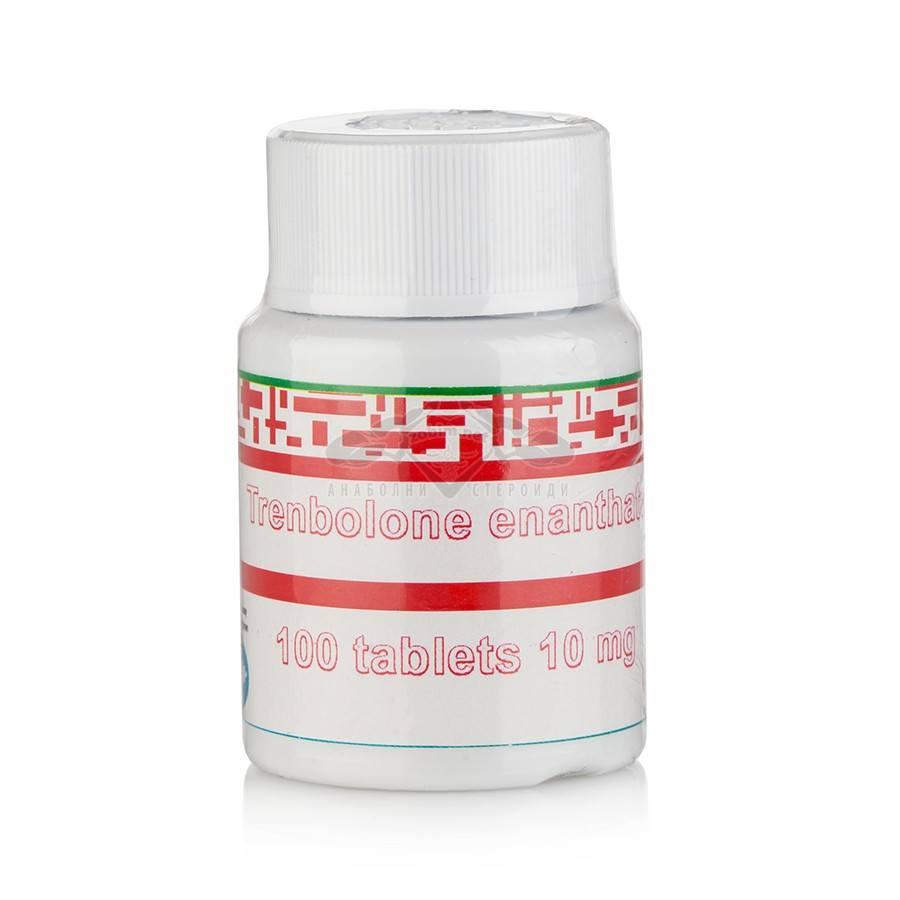 Trenbolone Enanthate – 100 табл. х 10 мг.