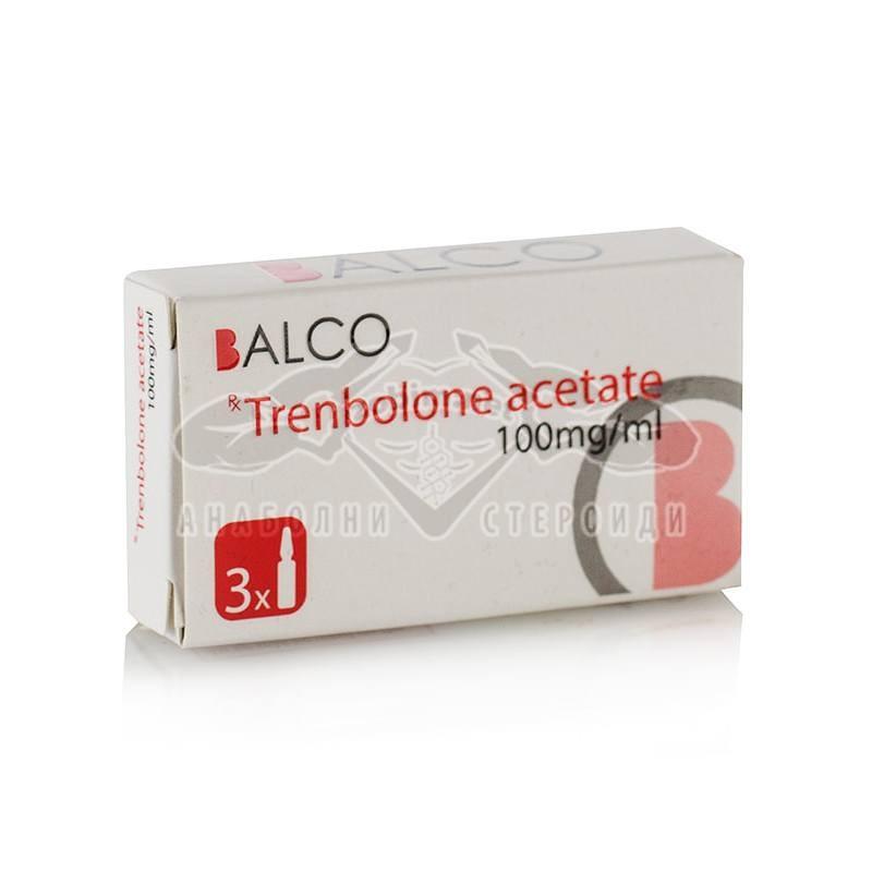 Trenbolone Acetate – 3 амп. х 100 мг.
