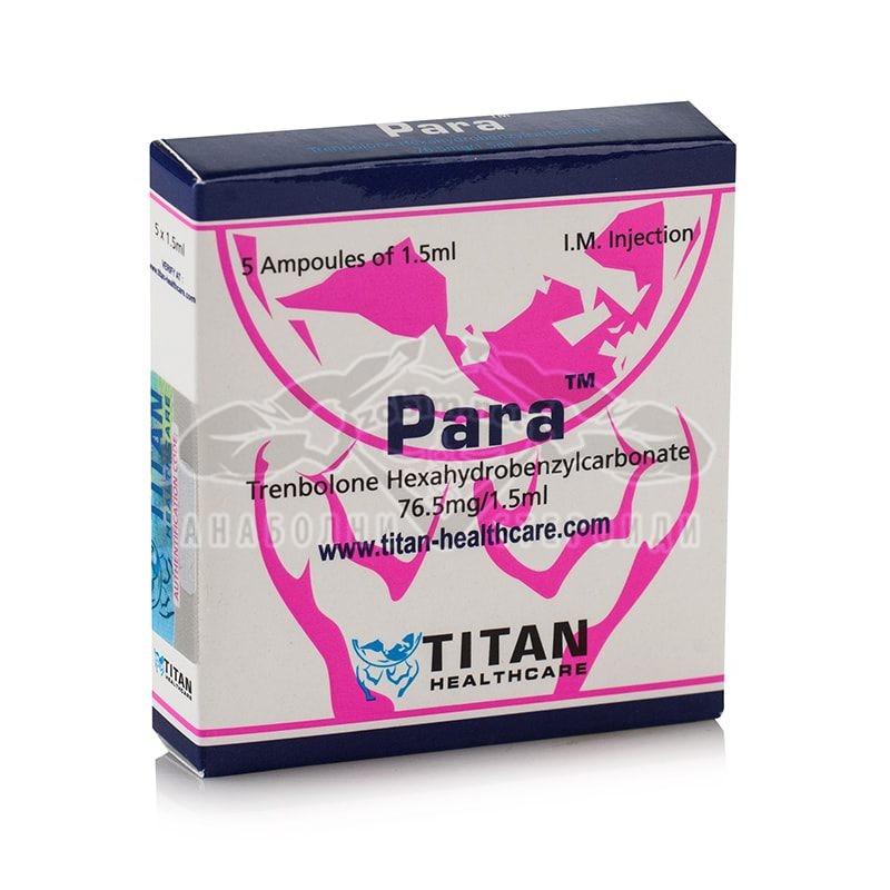 Para (Параболан) – 5 амп. х 76,5 мг.