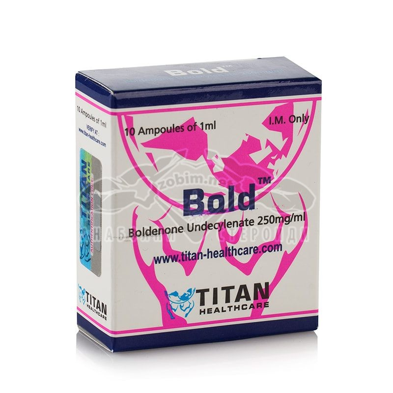 Bold (Boldenone Undecylenate) – 10 амп. x 250 мг.