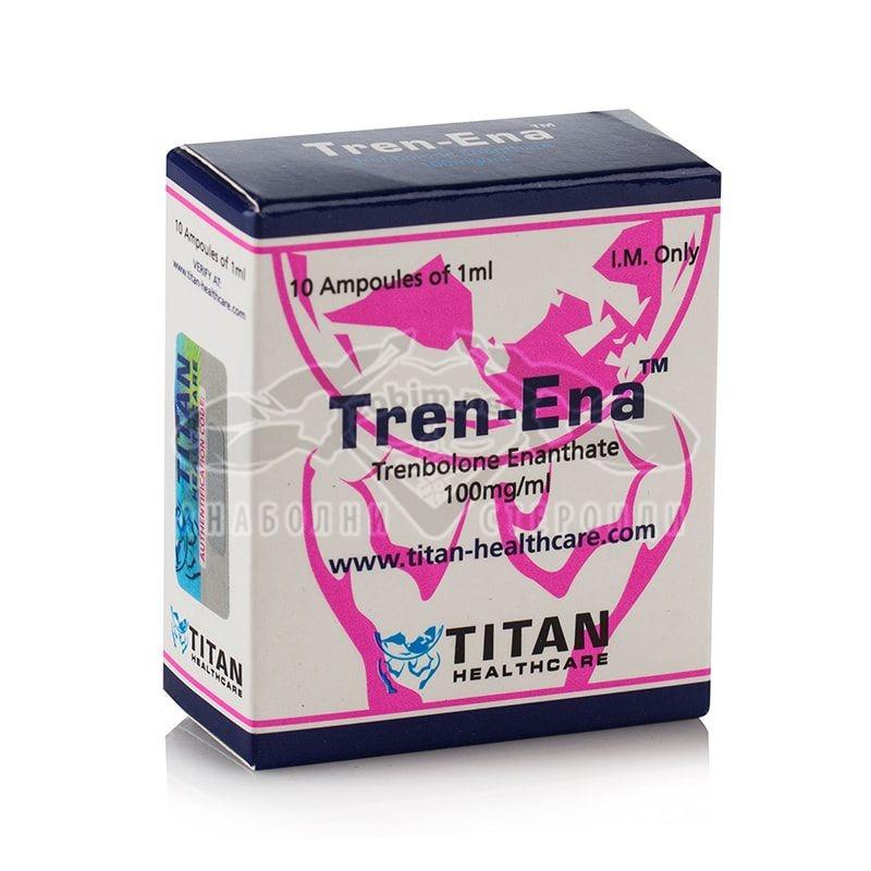 Tren Ena (Trenbolone Enanthate) – 10 амп. х 100 мг.