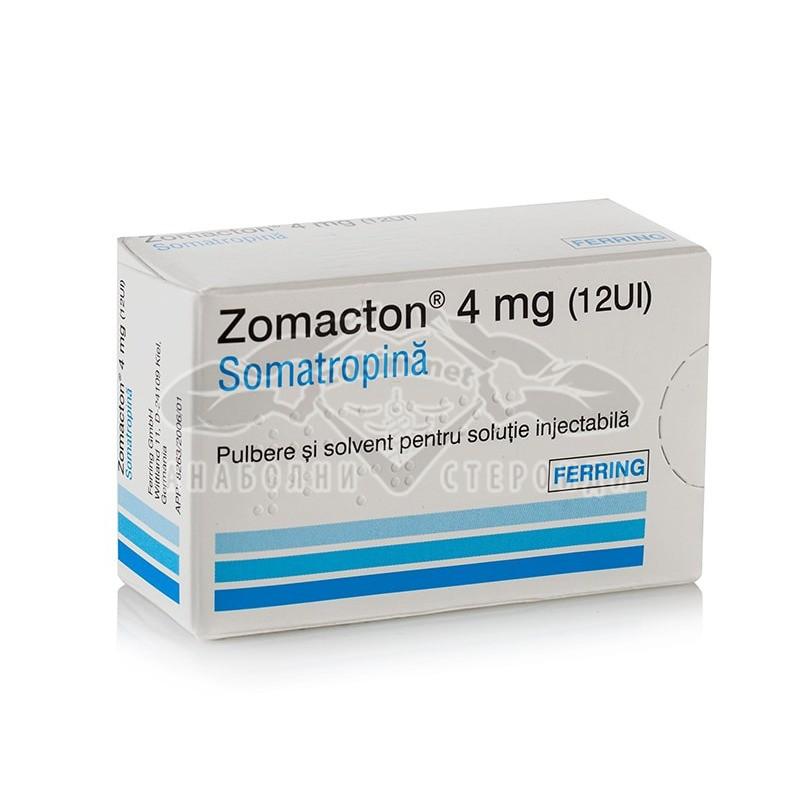 Zomacton 4 мг. – 12 IU