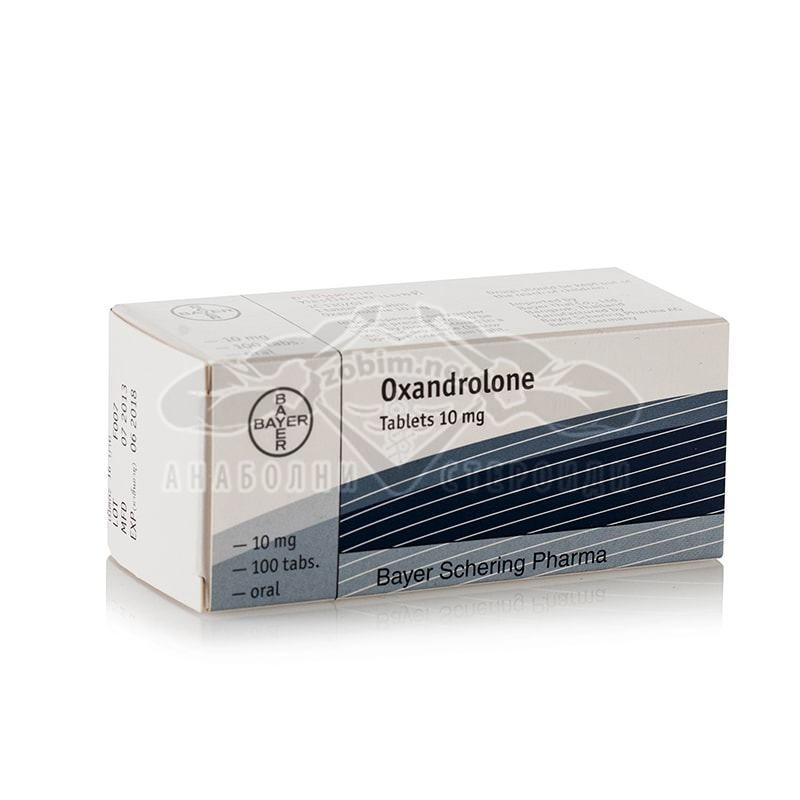 Oxandrolone – 100 табл. х 10 мг.