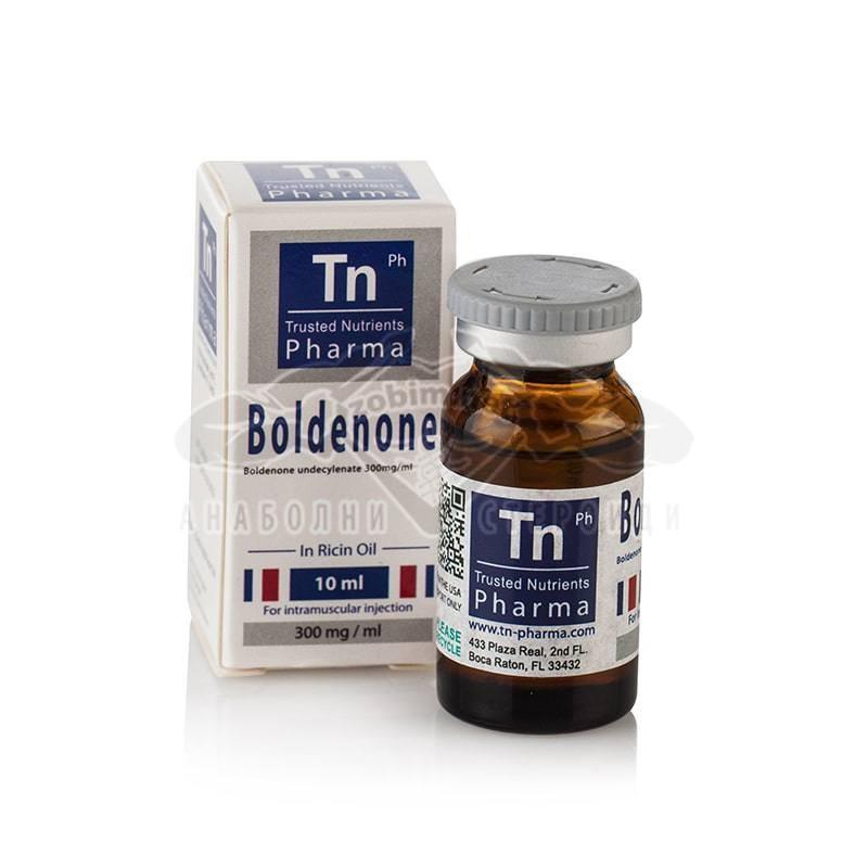 Boldenone (Boldenone Undecylenate) – 10 мл. х 300 мг.