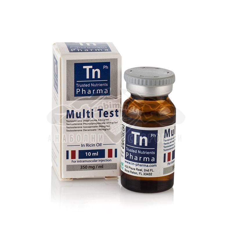 Multi Test 350 – 10 мл. х 350 мг.