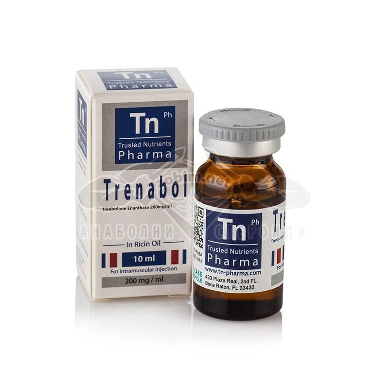 Trenabol (Trenbolone Enanthate) – 10 мл. х 200 мг.