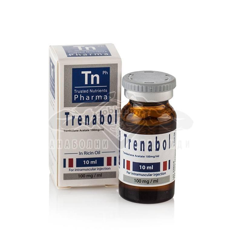 Trenabol (Trenbolone Acetate) – 10 мл. х 100 мг.