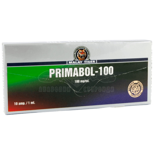 Primabol-100 (Methenolone Enanthate) – 10 амп. х 100 мг.