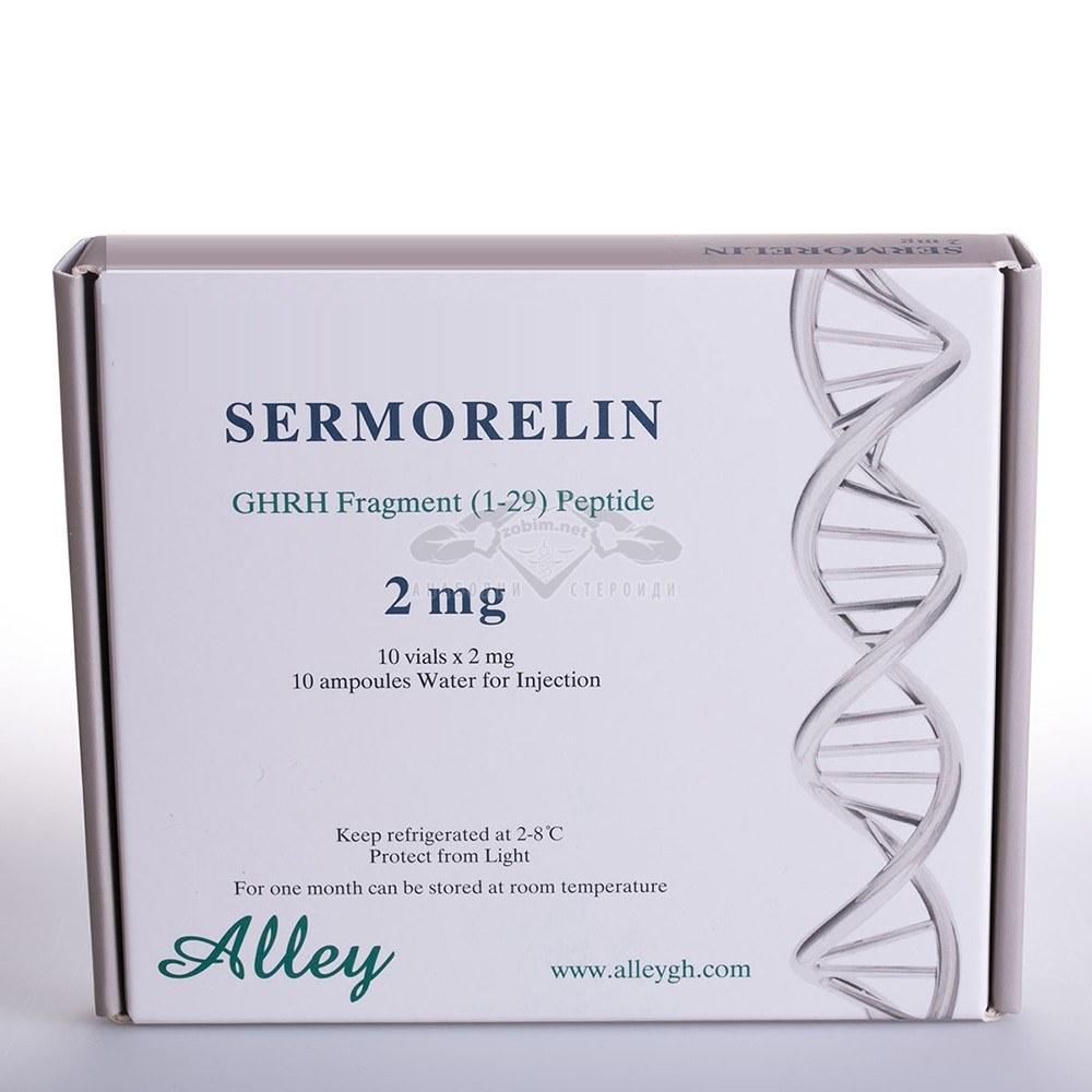 SERMORELIN-GHRH-fragment-peptide-ALLEY