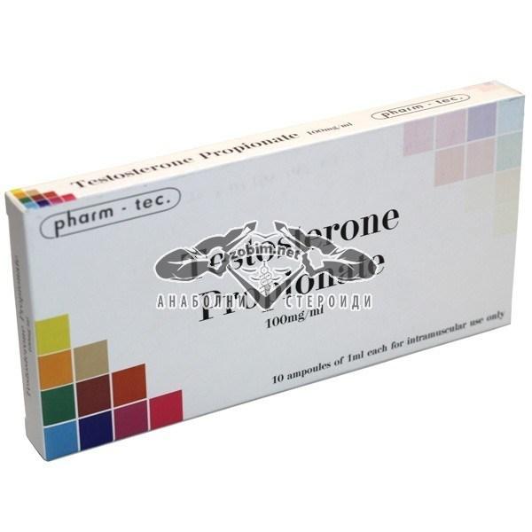 Testosterone Propionate (Testosterone Propionate) – 10 амп. х 100 мг.