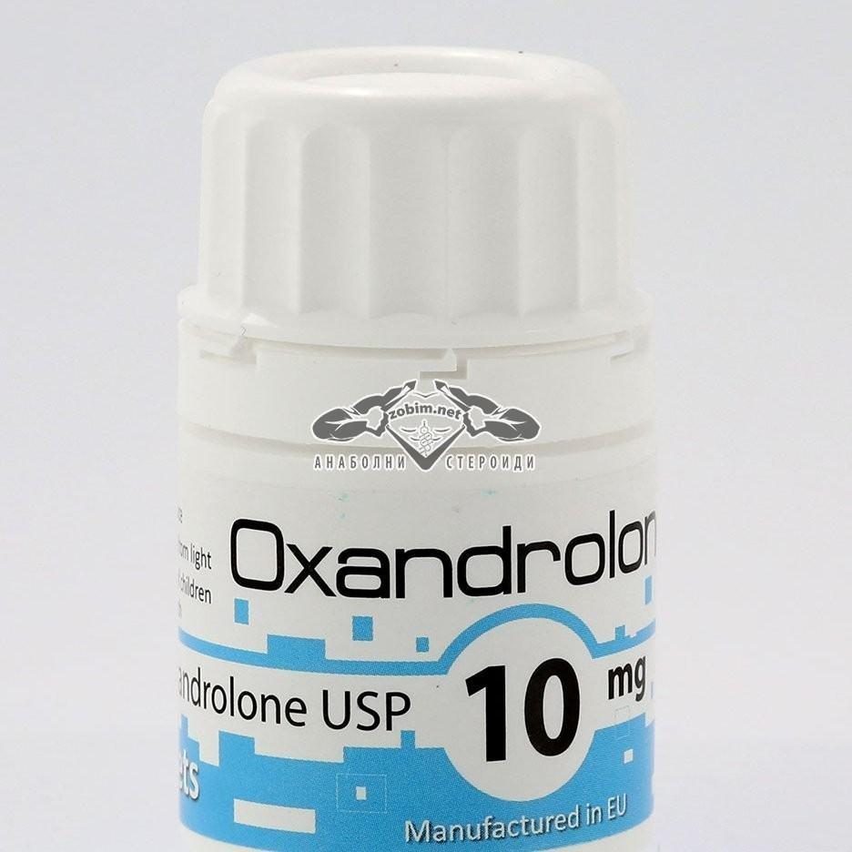 Анавар (Oxandrolone) – 100 табл. х 10 мг.