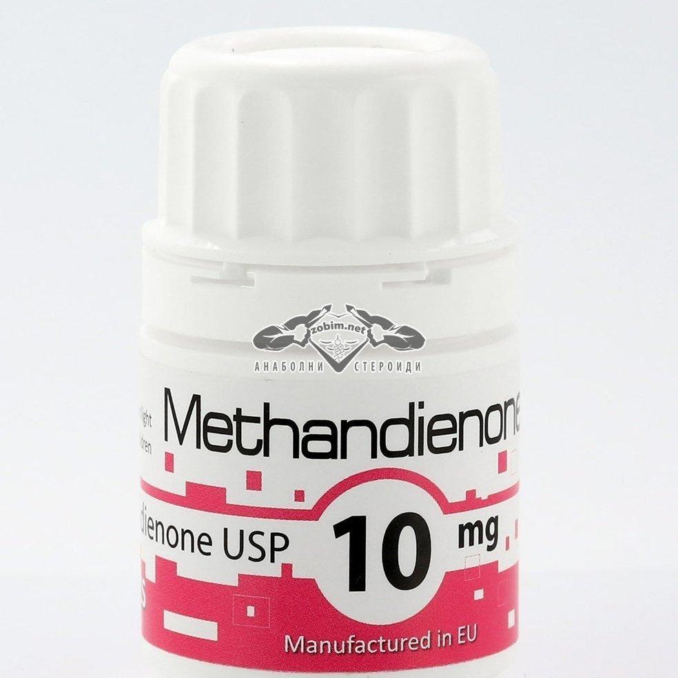Мethandienone (Метан) – 100 табл. х 10 мг.