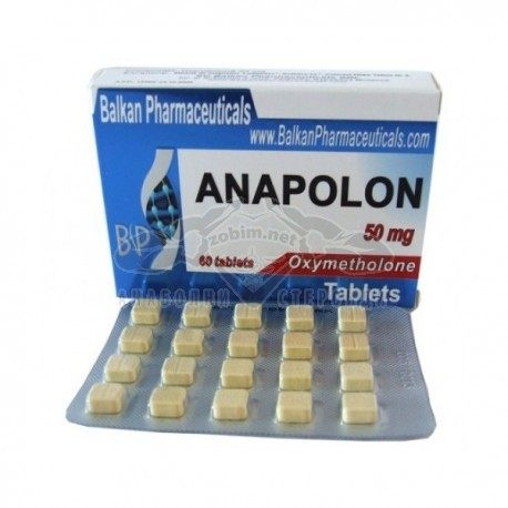 Anapolon ( Oxymetholone ) – 60 таб. x 50 мг.