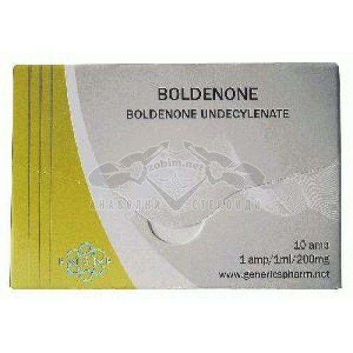 Boldenone (Boldenone Undecylenate) – 10 амп. х 200 мг.