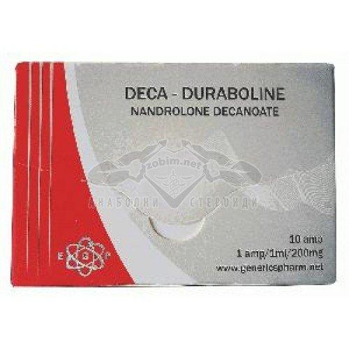 Deca-duraboline (Nandrolone Decanoate) – 10 амп. х 200 мг.