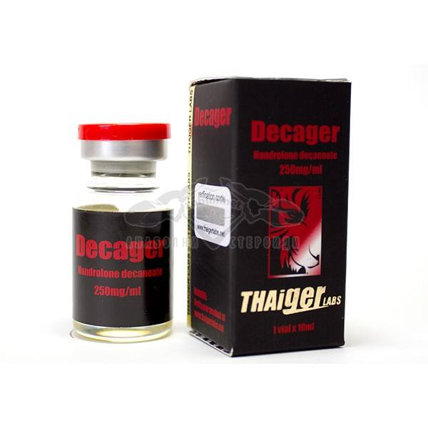 Decager (Nandrolone Decanoate) – 10 мл. х 250 мг.