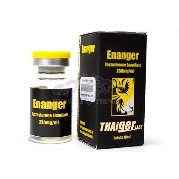 Enanger (Testosterone Enanthate) – 10 мл. х 250 мг.