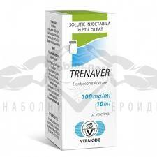 Trenaver (Trenbolone Enanthate) – 10 мл. x 100 мг./мл.