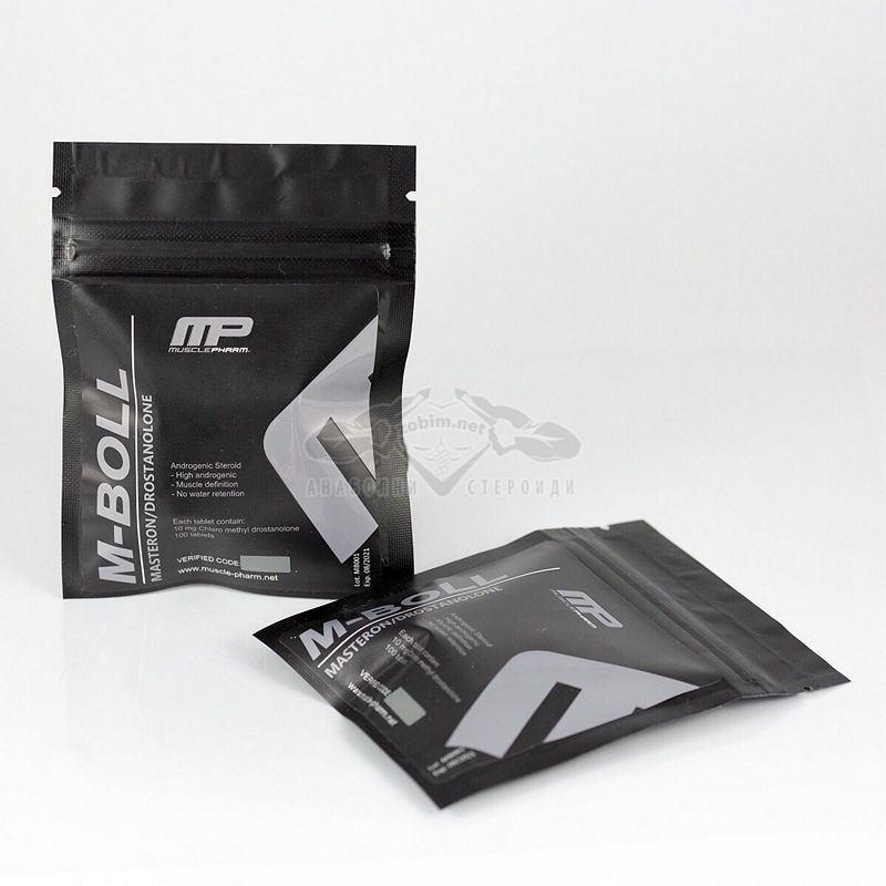 M-Boll (Drostanolone) – 100 табл. х 10 мг.