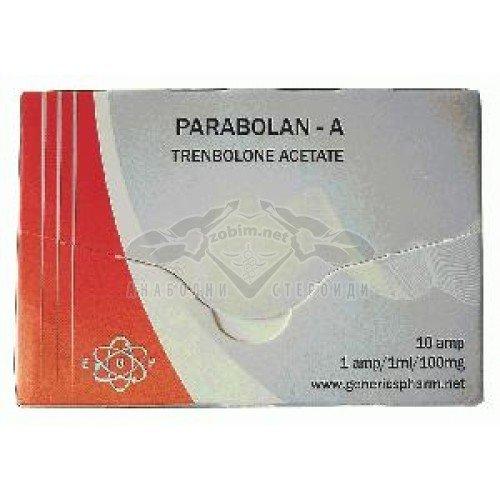 Parabolan-A (Trenbolone Acetate) – 10 амп. х 75 мг.