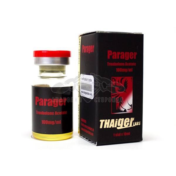 Parager (Trenbolone Acetate) – 10 мл. х 100 мг.