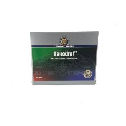 Xanadrol (Oxandrolone) – 100 табл. х 5 мг.