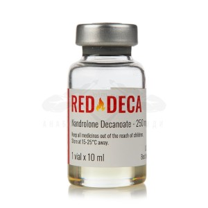 Red Deca 250 (Nandrolone Decanoate)