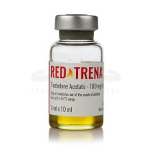 Red TrenA 100 (Trenbolone Acetate) - 10 мл. х 100 мг.