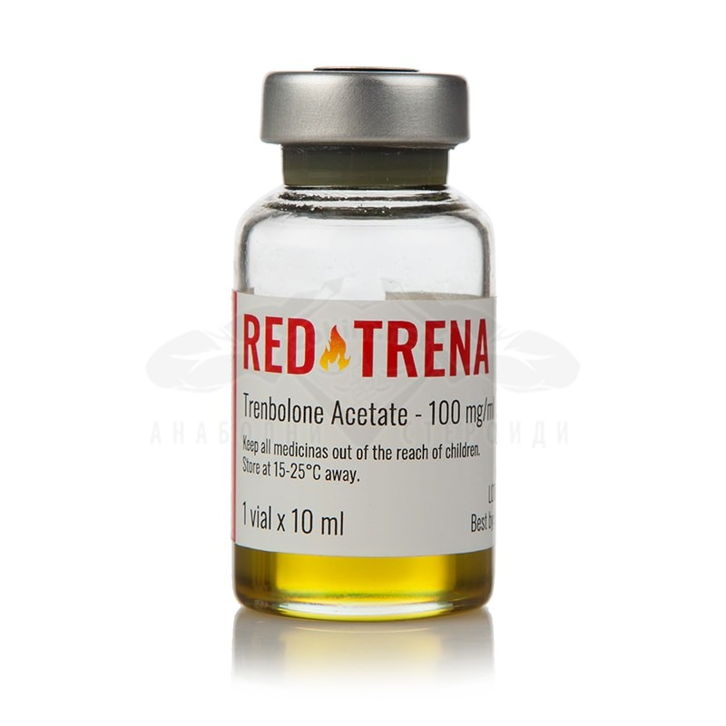 Red TrenA 100 (Trenbolone Acetate) – 10 мл. х 100 мг.