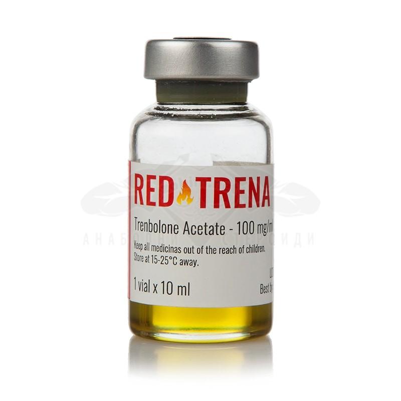 Red TrenA 100 (Trenbolone Acetate) – 10 мл. х 100 мг.