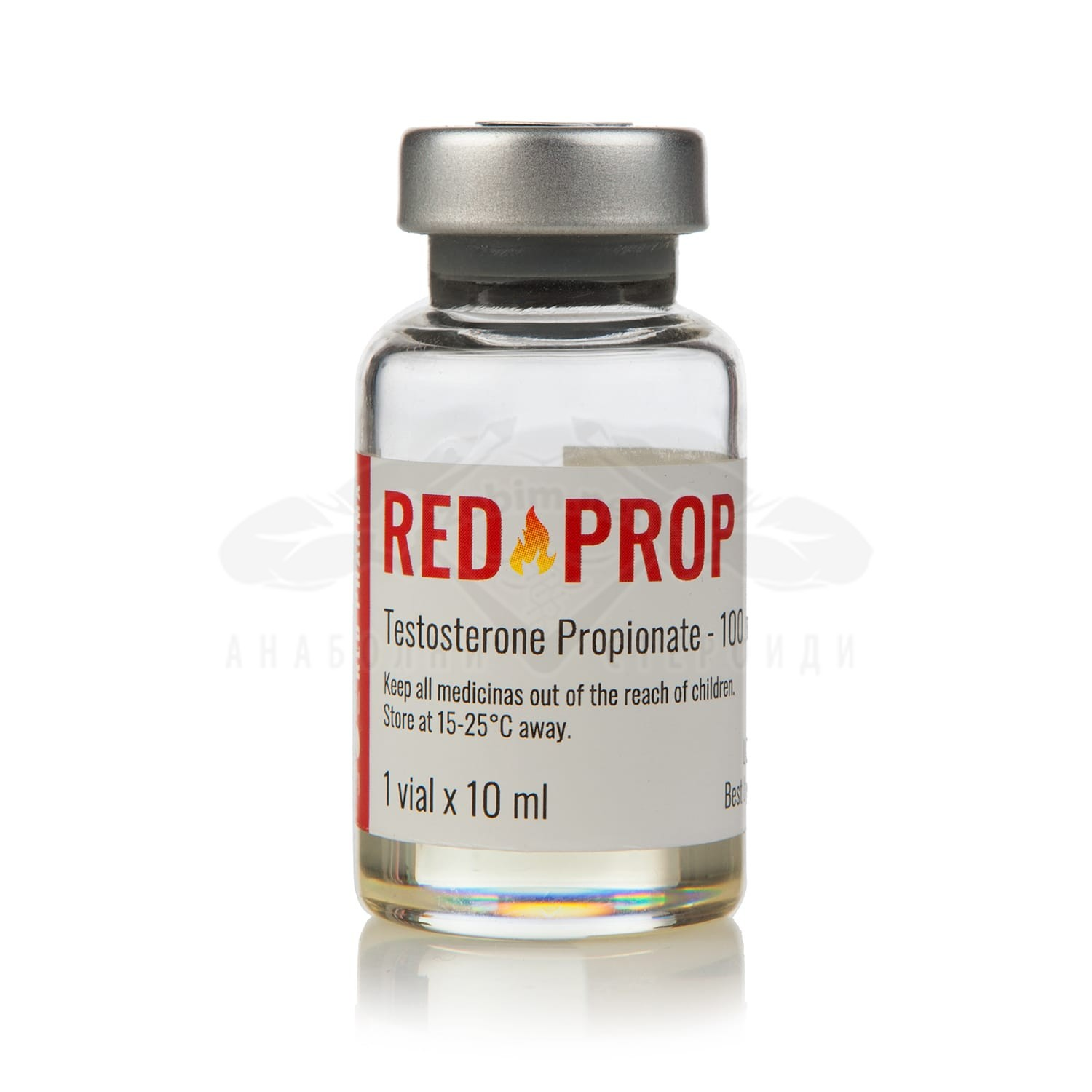 Red Prop 100 (Testosterone Propionate) – 10 мл. х 100 мг.