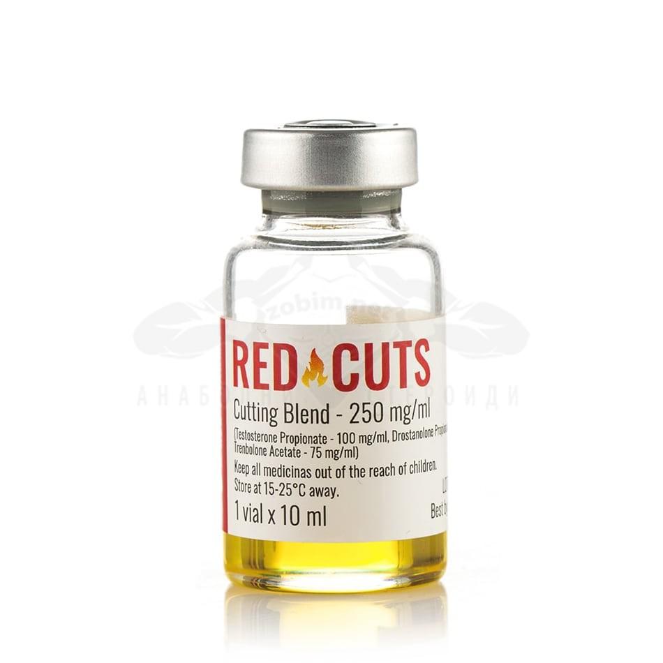 Red Cuts 250 (микс за релеф) – 10 мл. х 250 мг.
