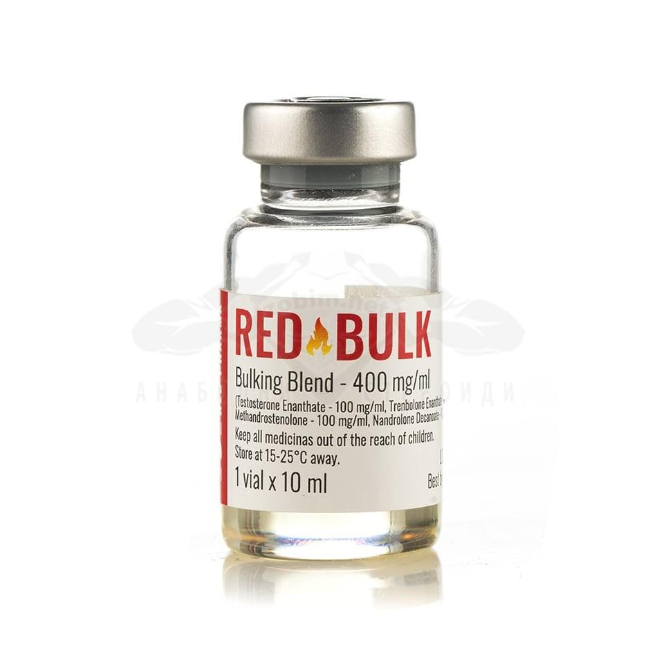 Red Bulk 400 (микс за маса) – 10 мл. х 400 мг.