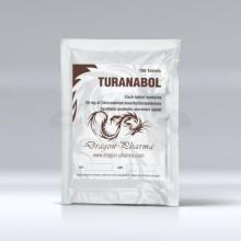 Turanabol (Chlordehydromethyltestosterone)