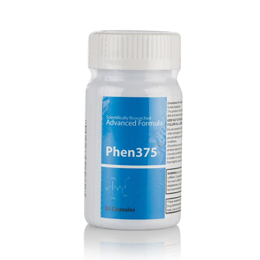 Phen375 – ХИТ ПРОДУКТ ЗА ОТСЛАБВАНЕ – 30 капс.