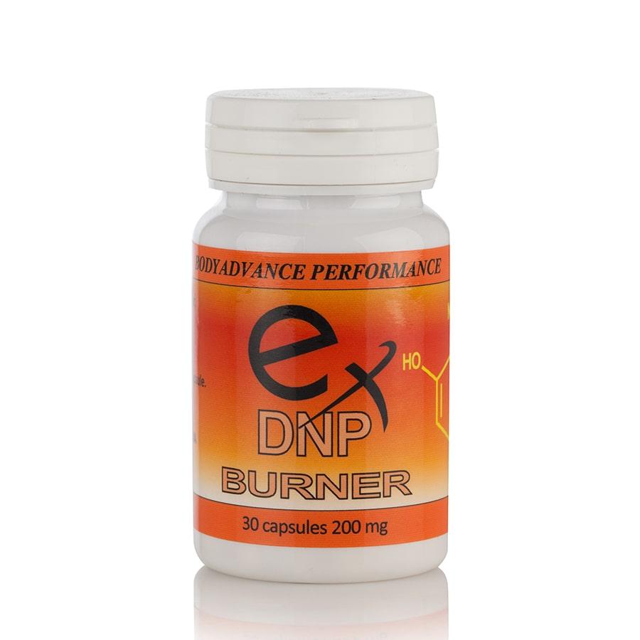 DNP (2,4-Dinitrophenol) – 30 капсули x 200 мг.