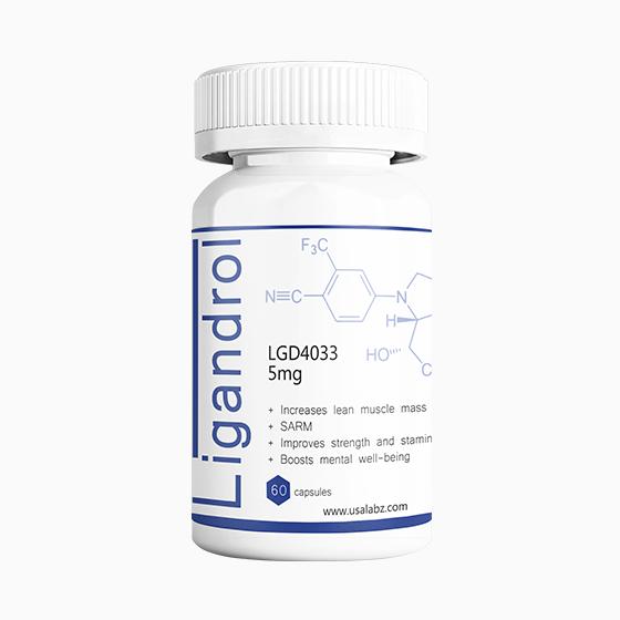 SARMS Ligandrol LGD4033 – 60 капс. х 5 мг.