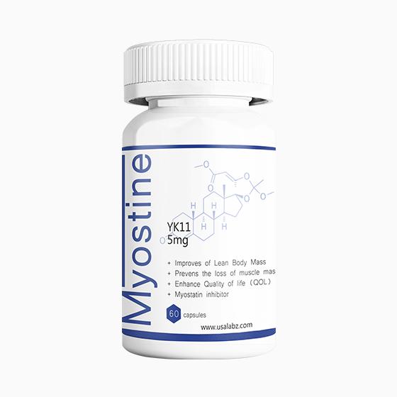 SARMS Myostine YK11 – 60 капс. х 5 мг.