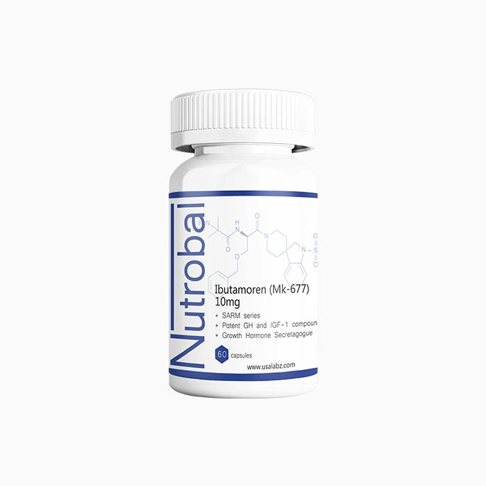 SARMS Nutrobal – Ibutamoren (Mk-677) – 60 капс. х 10 мг.