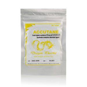 Accutane (Isotretinoine)