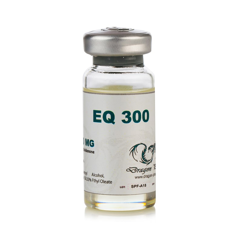 EQ 300 (Boldenone Undecylenate) – 10 мл. х 300 мг.
