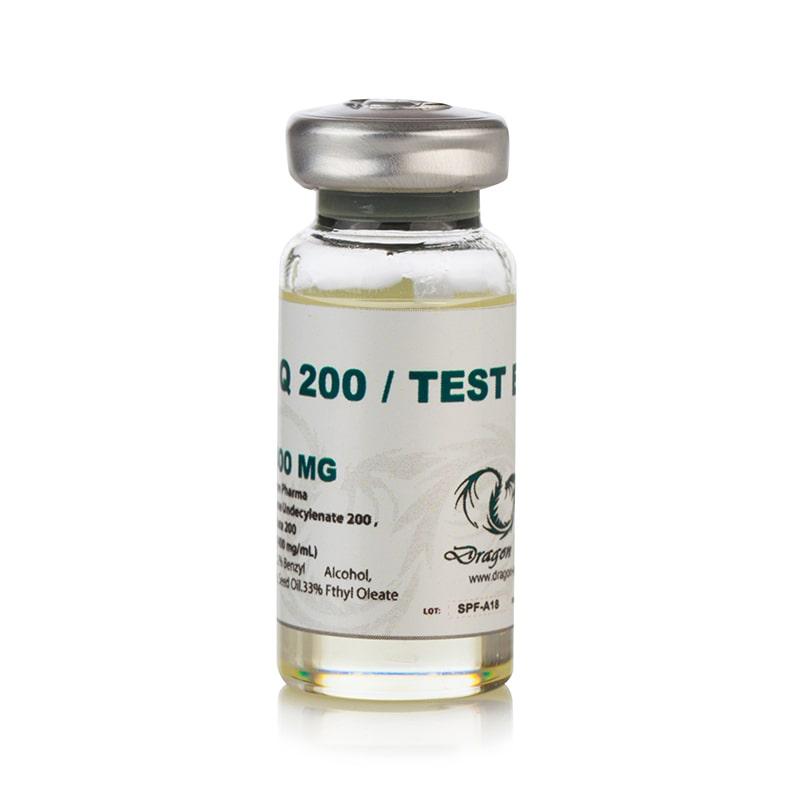Q 200 / Test E 200 (Boldenone Undecylenate & Testosterone Enanthate) – 10 амп. х 400 мг.