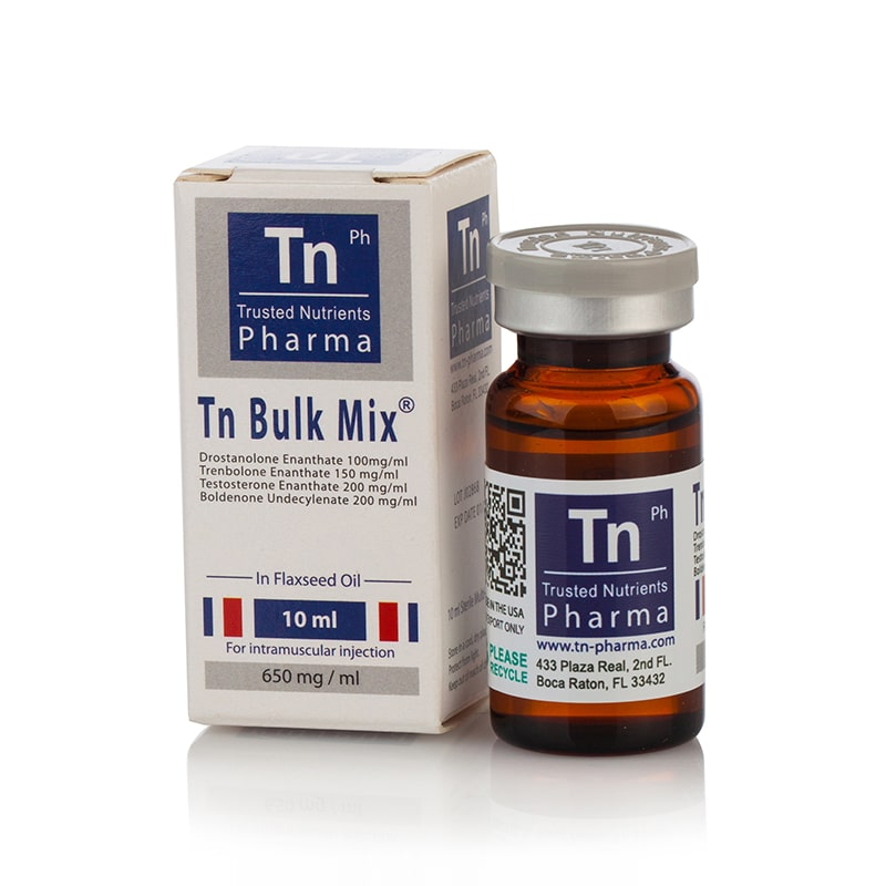 TN Test Bulk Mix – 10 мл. х 650 мг.
