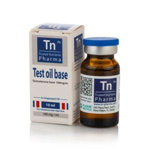 Testosterone Oil Base