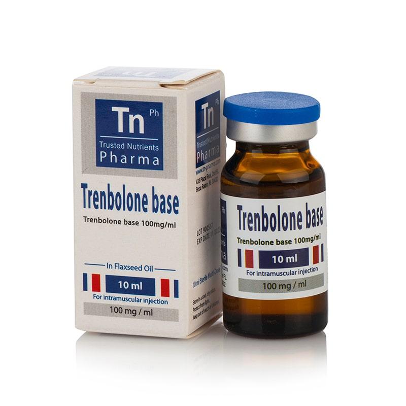 Trenbolone Base – 10 мл. х 100 мг.