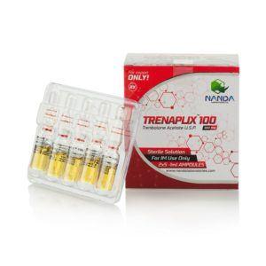 Trenaplix 100 (Trenbolone Acetate)
