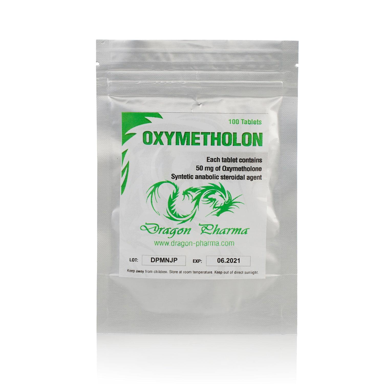 Oxymetholone – 100 табл. х 50 мг.