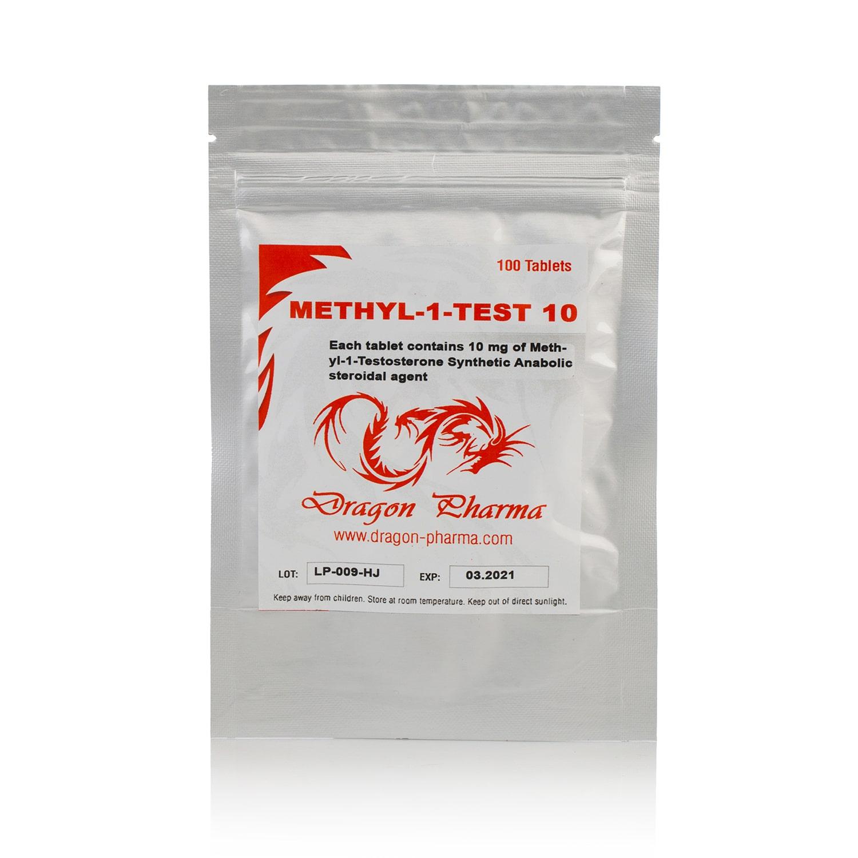 Methyl-1-Test 10 (метилтестостерон) – 100 табл.