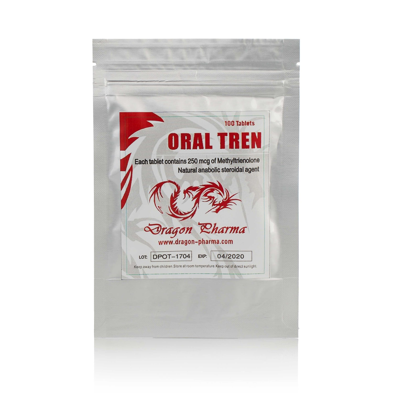 Oral Tren – 100 табл. х 0.250 мкг