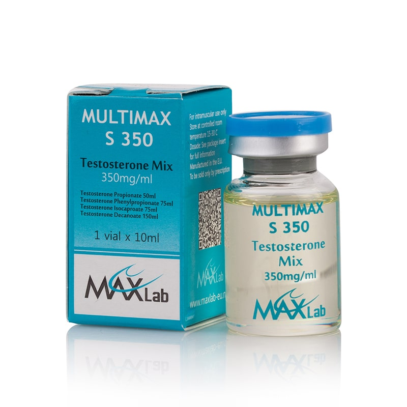Multimax S 350 (Sustanon) – 10 мл. х 350 мг.
